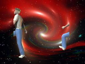 宇宙空間 宇宙空間 怖